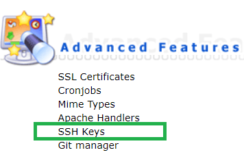 SSH Keys at User Level